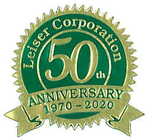 50th Badge Image